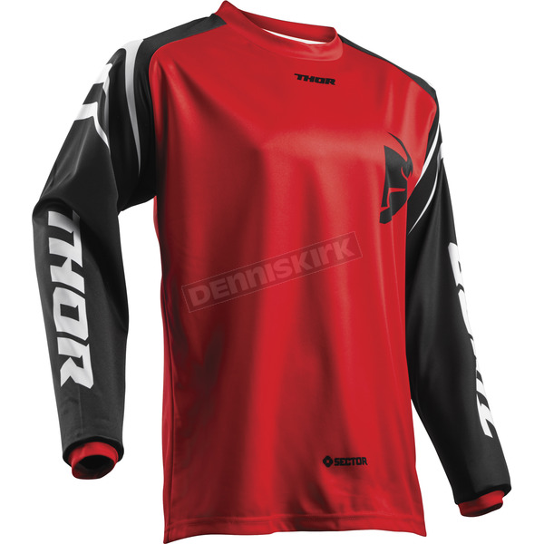 Thor Red Sector Zones Jersey - 2910-4435