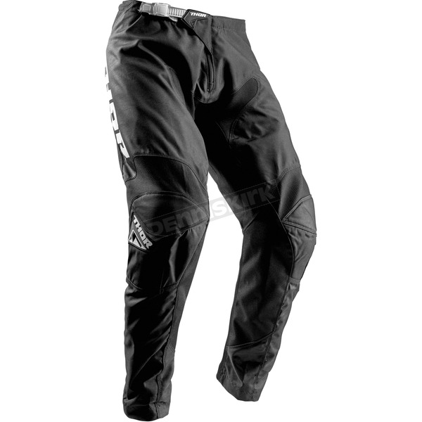 Thor Black Sector Zones Pants - 2901-6402