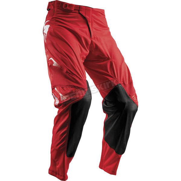 Thor Red/Black Prime Fit Rohl Pants - 2901-6445