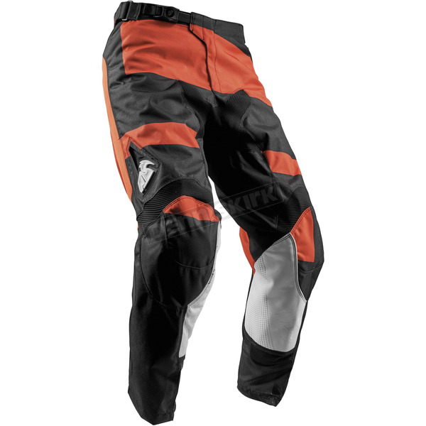 Thor Red/Orange/Black Pulse Level Pants - 2901-6460
