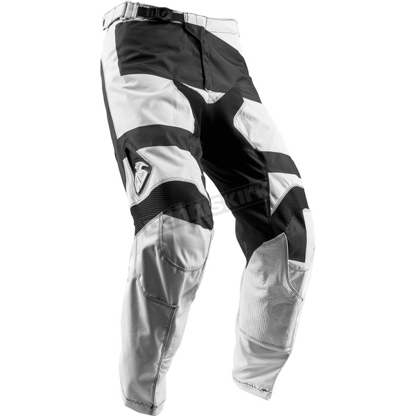 Thor White/Black Pulse Level Pants - 2901-6491
