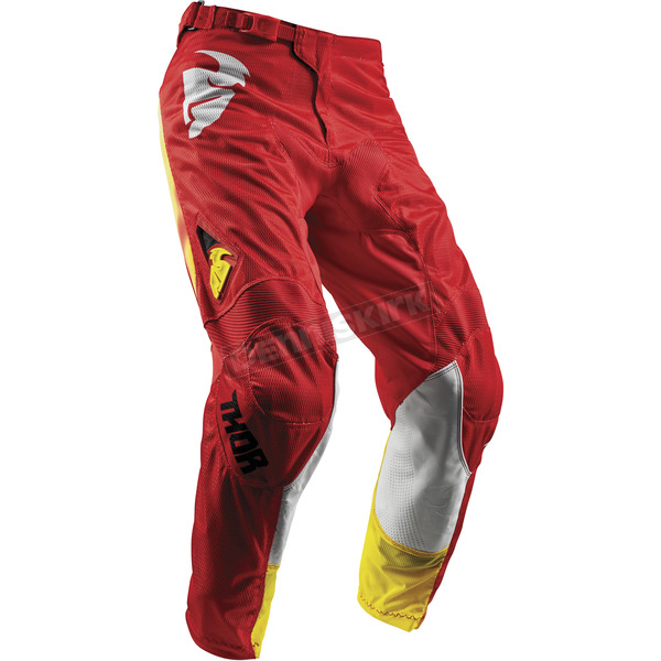 Thor Red Pulse Air Radiate Pants - 2901-6545