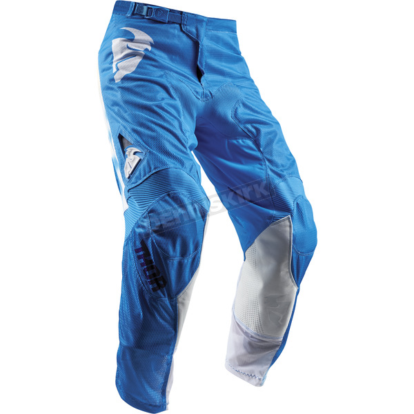 Thor Youth Blue Pulse Air  Radiate Pants - 2903-1568