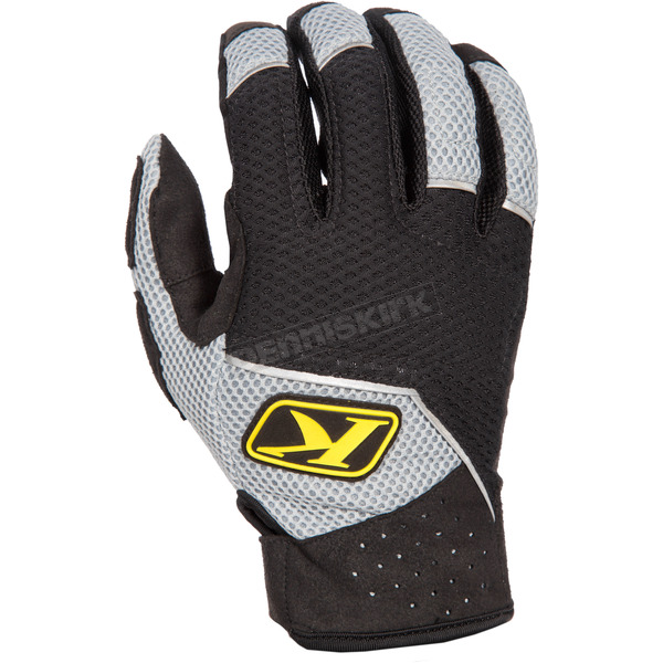 Klim Black/Gray Mojave Gloves - 3168-002-150-600