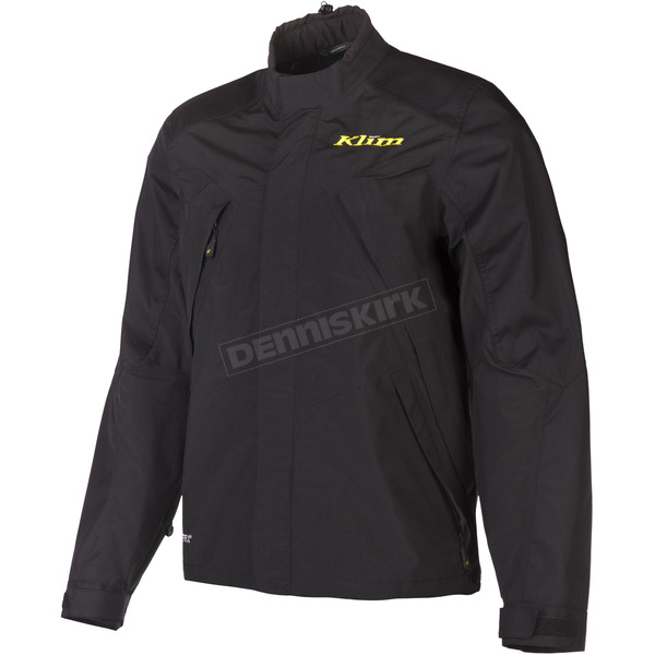 Klim Black Traverse Adventure Series Jacket - 4050-001-150-000
