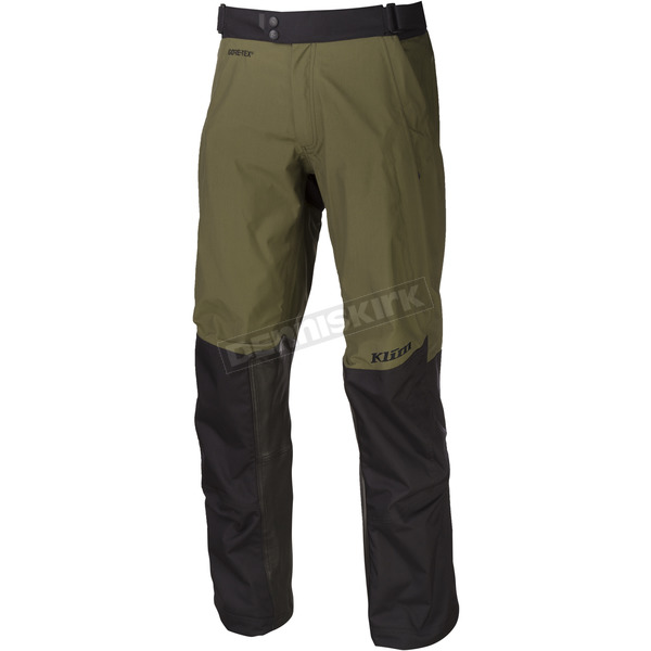 Klim Green/Black Traverse Adventure Series Pants - 4051-001-034-300