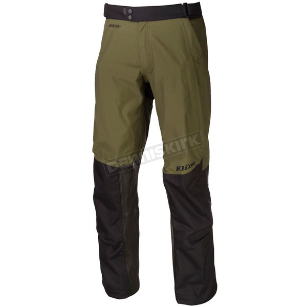 Klim Green/Black Traverse Adventure Series Pants - Tall - 4051-001-238-300