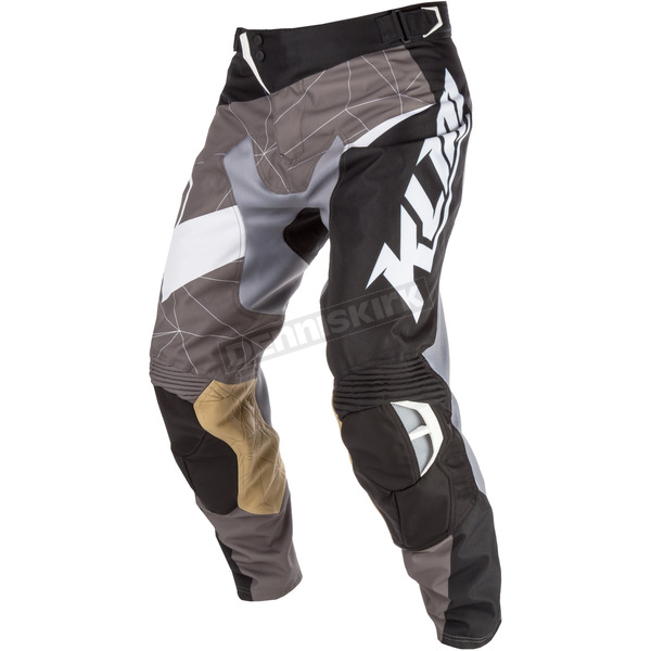 Klim Black/Gray XC Pants - 5004-001-032-000