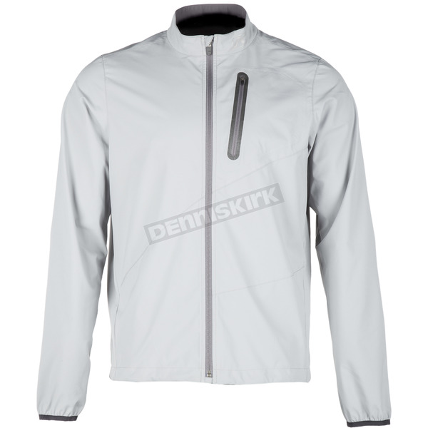 Klim Gray Zephyr Wind Shirt/Jacket - 3715-000-140-600