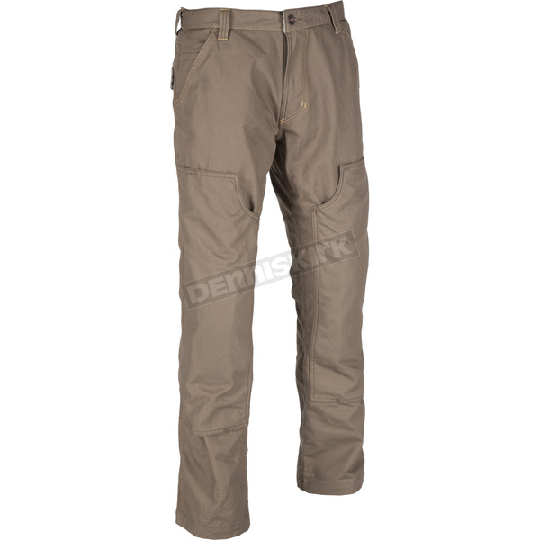 Klim Dark Brown Outrider Pants - 3719-000-234-960
