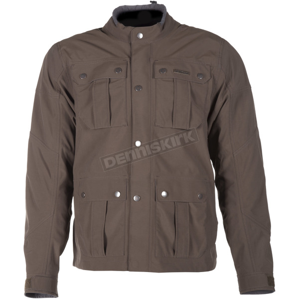 Klim Brown 626 Series Revener Jacket - 3896-000-160-900