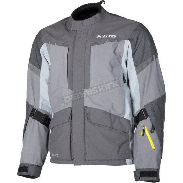 Klim Gray Carlsbad Adventure Series Jacket - 6029-001-120-600
