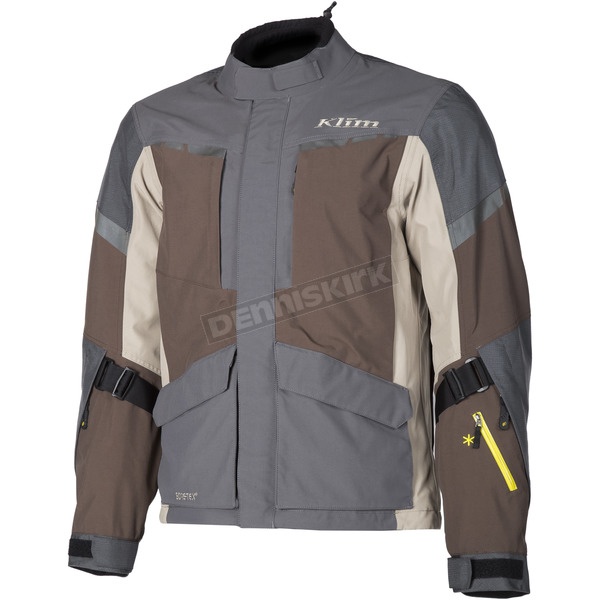 Klim Brown Carlsbad Adventure Series Jacket - 6029-001-160-900