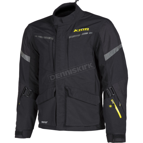 Klim Black Carlsbad Adventure Series Jacket - 6029-001-150-000