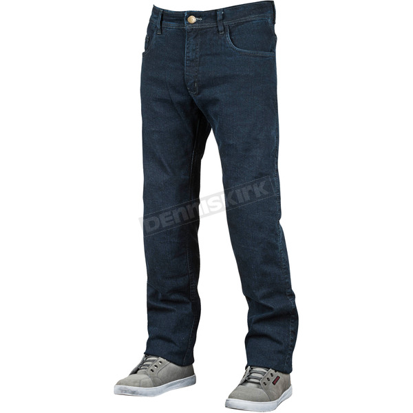 Speed and Strength Indigio Blue Critical Mass Armored Jeans 38x34 - 1107-0501-3743