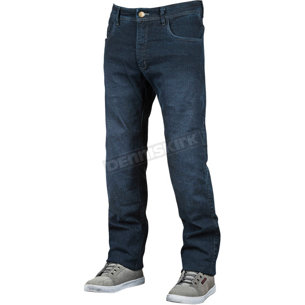 Speed and Strength Washed Blue Critical Mass Armored Jeans 38x30 - 1107-0501-3841