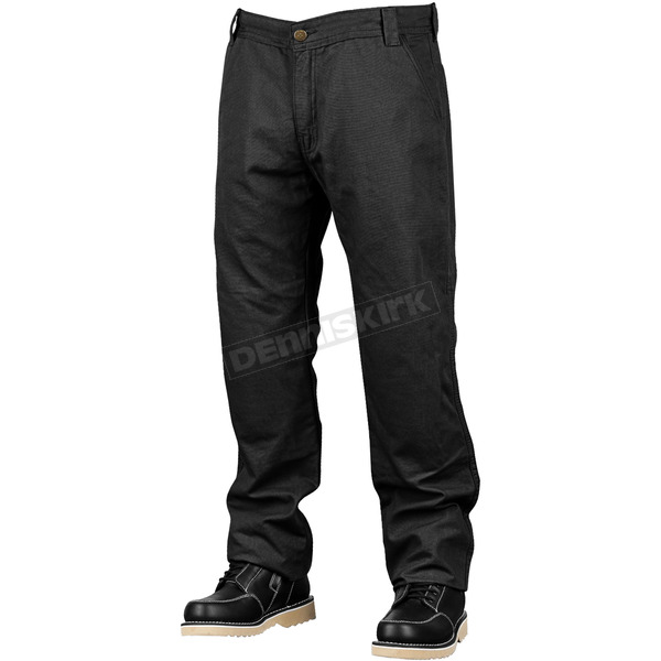 Speed and Strength Black Soul Shaker Armored Pants 40x32 - 1107-0502-0045
