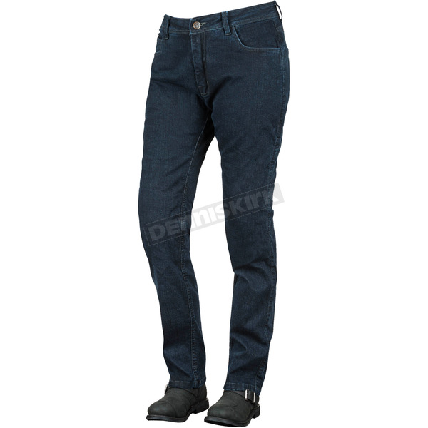 Speed and Strength Women's Indigo Blue True Romance Reinforced Jeans - 1107-1503-3706