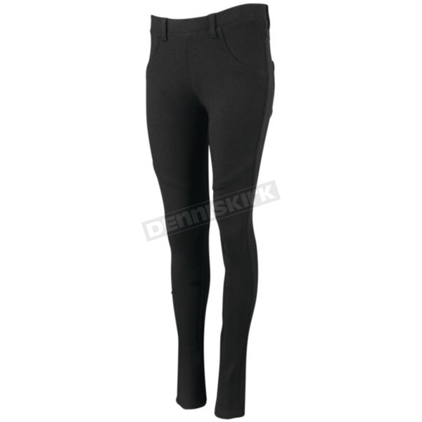 Speed and Strength Women's Black Comin' in Hot Yoga Pants - 1107-1504-0004