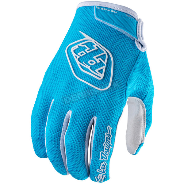 Troy Lee Designs Light Blue Air Gloves - 404003333