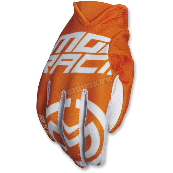 Moose Orange/White MX2 Gloves - 3330-4544