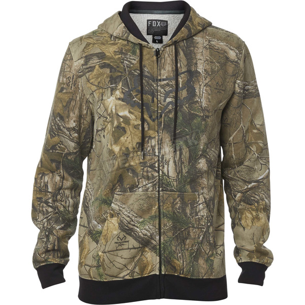 Fox Realtree Zip Hoody - 19491-027-L