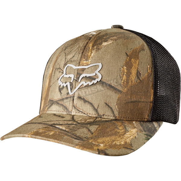 Fox Camo Realtree 110 Snapback Hat - 19494-027OS