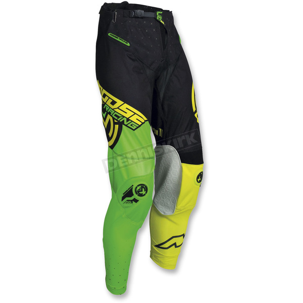 Moose Green/Black M1 Pants  - 2901-6643