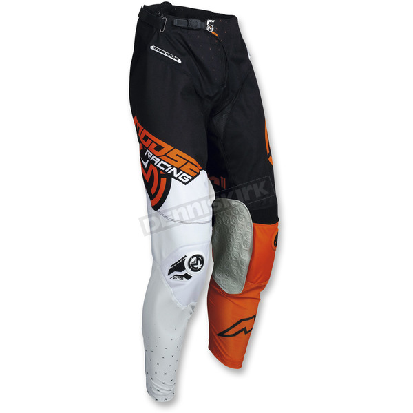 Moose Orange/Black M1 Pants  - 2901-6660