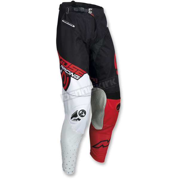Moose Red/Black M1 Pants  - 2901-6671
