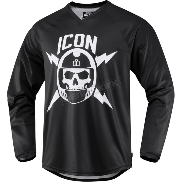 Icon Men's Black Sellout Jersey - 2824-0044