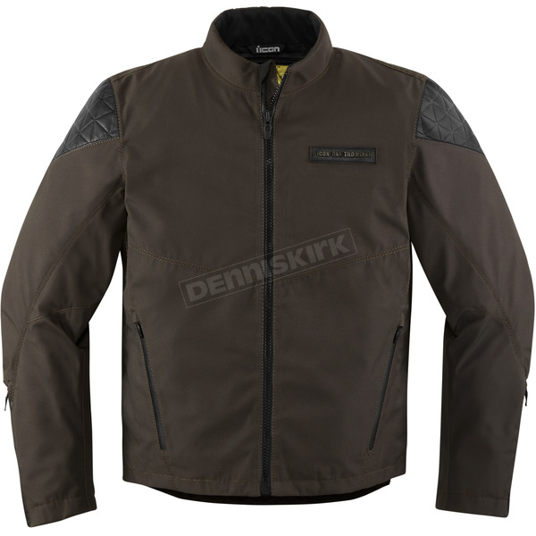 Icon 1000 Men's Espresso Squalborn Jacket  - 2820-4050