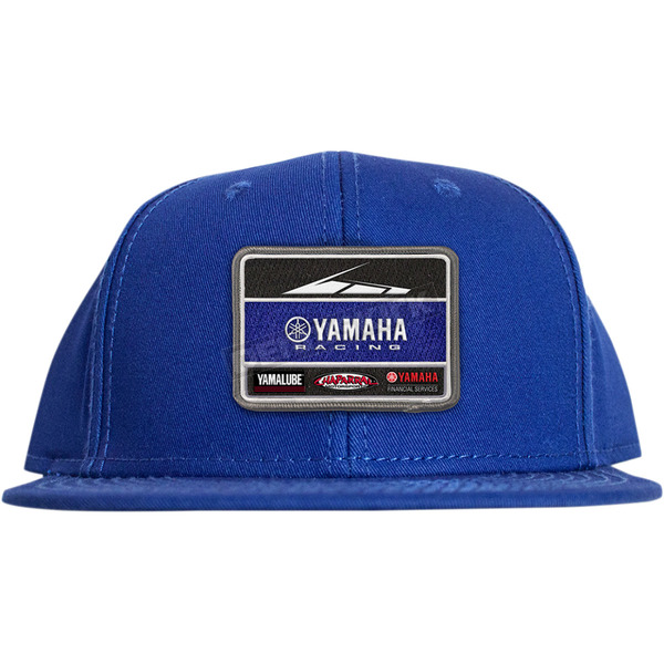 Factory Effex Blue Yamaha Racing Team Hat - 20-86202