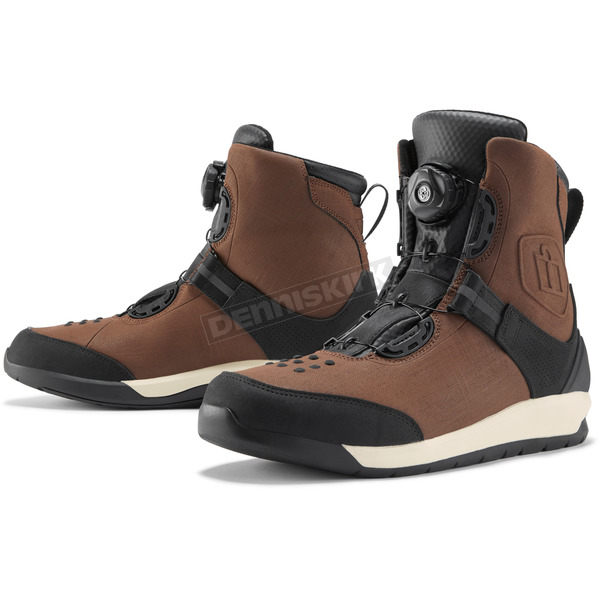 Icon Brown Patrol 2 Boots - 3403-0904