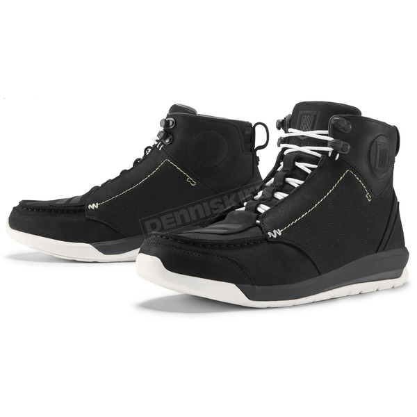 Icon 1000 Black Truant 2 Boots - 3403-0923