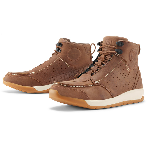 Icon 1000 Brown Truant 2 Boots - 3403-0936