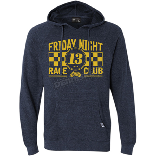 Factory Effex Navy Friday Night Pullover Hoody - 20-88816