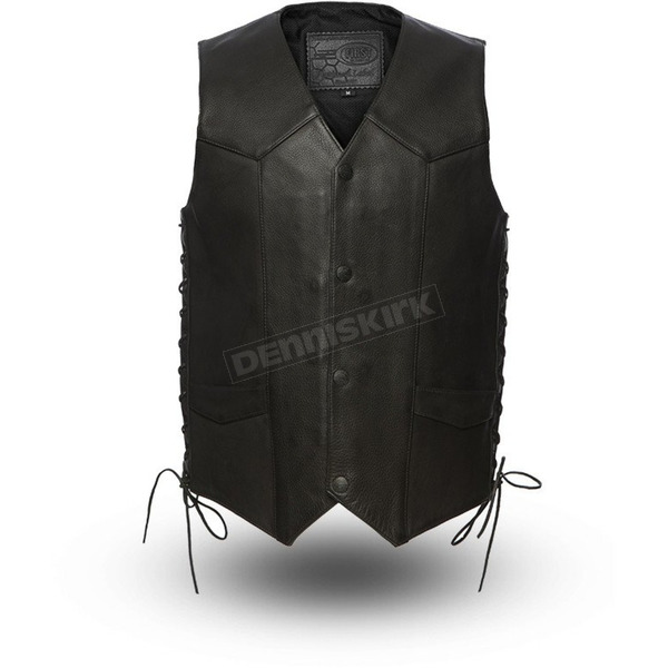 First Manufacturing Co. Deadwood Platinum Vest - FIM-644-CPM-2X