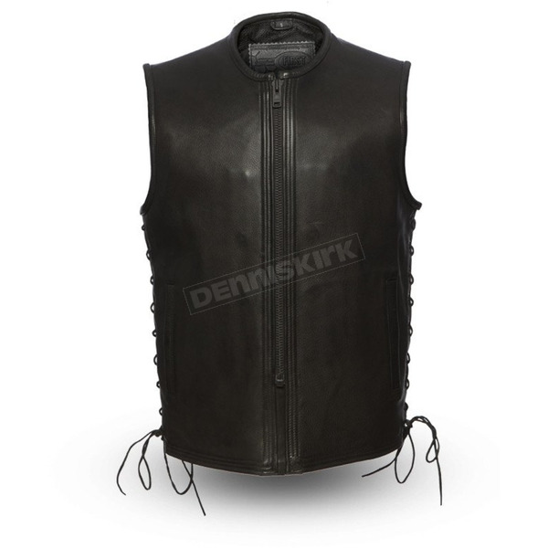 First Manufacturing Co. Venom Platinum Vest - FIM-654-CPM-L