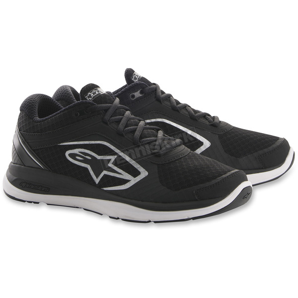 Alpinestars Black Alloy Shoes - 265401810-13.5