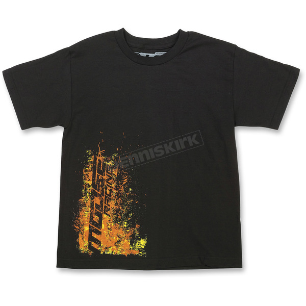 Moose Youth Spatter T-Shirt - 3032-2586