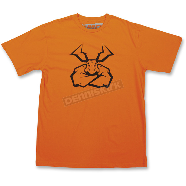 Moose Orange Agroid T-Shirt - 3030-15891