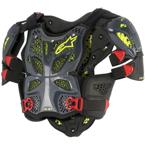 Alpinestars A-10 Full Chest Protector - 6700517-1431XL2