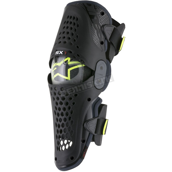 Alpinestars SX-1 Knee Guard - 6506316-104-SM