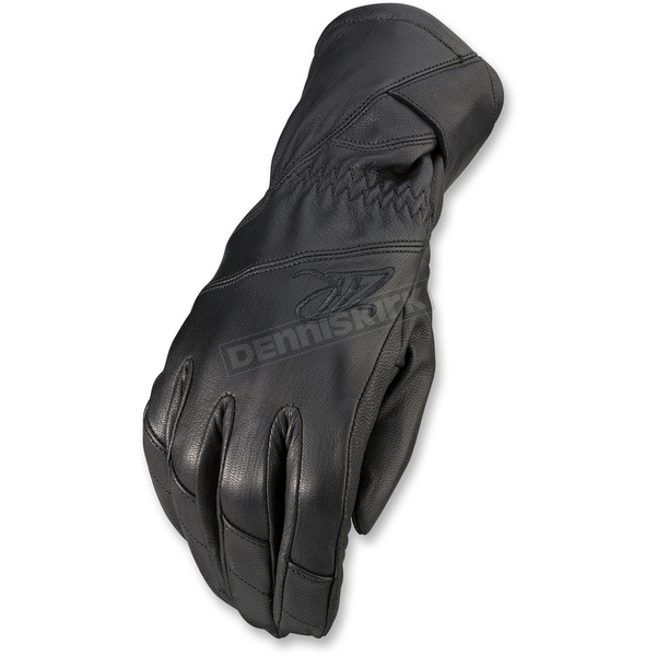 Women's Black Recoil Gloves - 3302-0609
