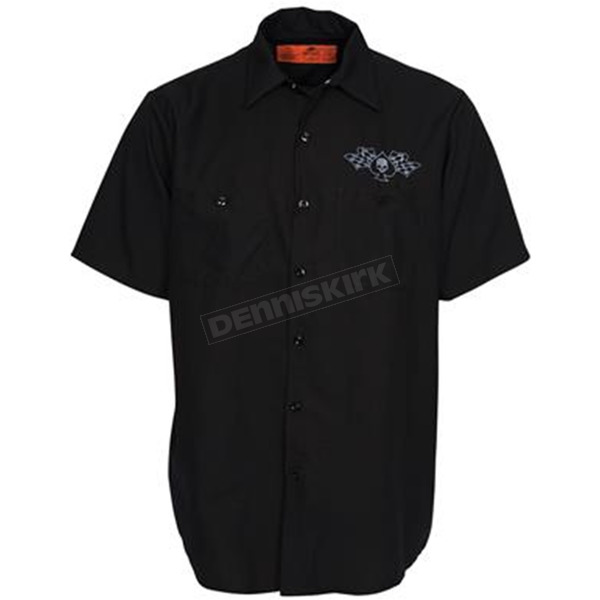 Lethal Threat Built to Last Work Shirt - HW50171XXXL