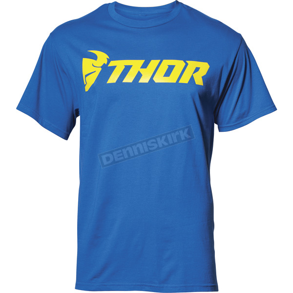 Thor Mens Royal Loud Tee Shirt - 3030-15996