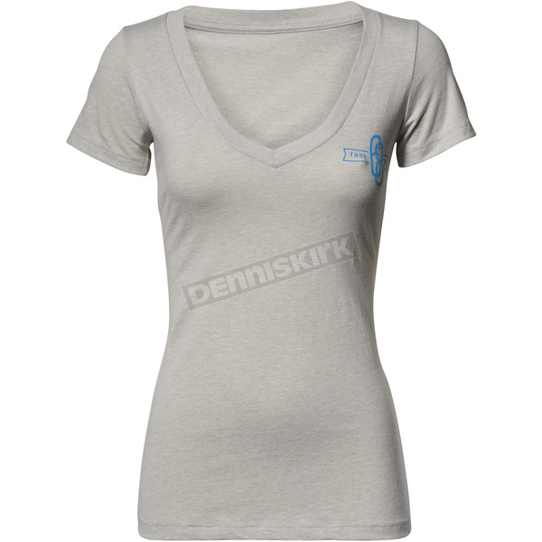 Thor Womens Gray 68 Tee Shirt - 3031-3207