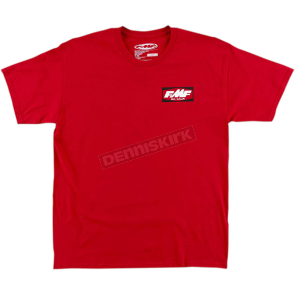 Red Easy T-Shirt - HO7118901RDM