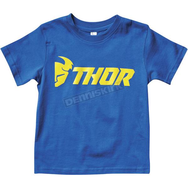 Thor Toddler Royal Loud Tee Shirt  - 3032-2638